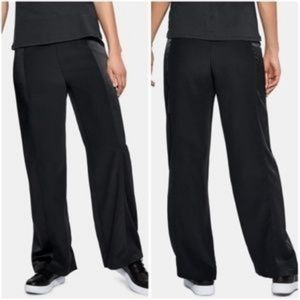 NWT Under Armour Wide Leg Track Pants